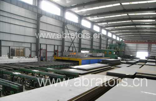 3.5M Ship Steel Pretreatment Line
