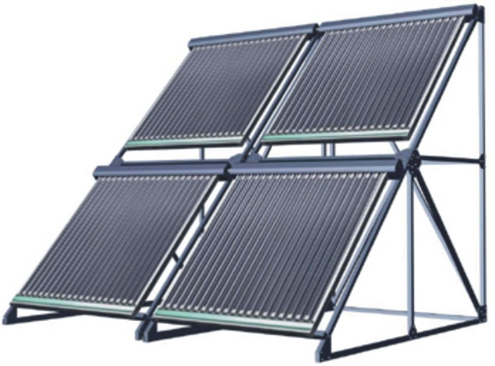 JTS010 Solar water heater system